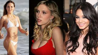 FOTOS: 10 sonados casos de celebridades a quienes les robaron fotos íntimas