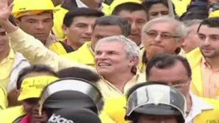 JNE deja al voto apelación de Luis Castañeda Lossio