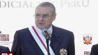 Allan Wagner pidió entablar diálogo con Chile por límite terrestre