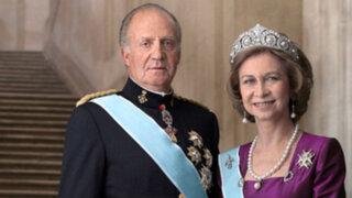 Prensa italiana revela que ex reyes Juan Carlos y Sofía se divorciarían