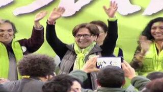 Susana Villarán se reúne con mujeres líderes y reta a Luis Castañeda