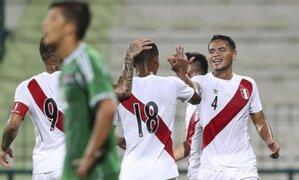Bloque Deportivo: selección peruana derrotó por 2-0 a Irak en Dubái