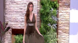 Asociación 'Hecho por amor' presenta desfile con exclusivos vestidos