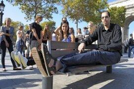 FOTOS: conozca a Brahim, el hombre con los pies más grandes del mundo
