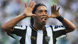 Ronaldinho Gaúcho es el flamante jale del Querétaro de México