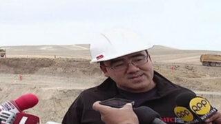 Avanza construcción de autopista Chincha - Pisco