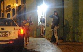 'Candy', el operativo que busca terminar con la prostitución clandestina en hostales