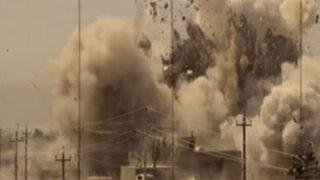 EEUU: difunden fuerte video en campaña contra el Estado Islámico