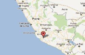 Ica: sismo de 4.6 grados remeció Nazca