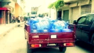 Pobladores de Aguas Verdes denuncian desabastecimiento de agua