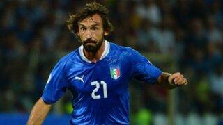 Andrea Pirlo anunció su regreso a la selección italiana