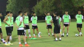 Bloque Deportivo: selección peruana quedó lista para enfrentar a Qatar en amistoso