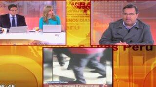Señalan que grupo extremista 'lautarista' habría causado atentado en Chile