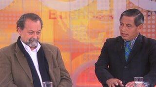 """Pedro Yaranga: """"Daniel Urresti es un ministro de farándula"""""""