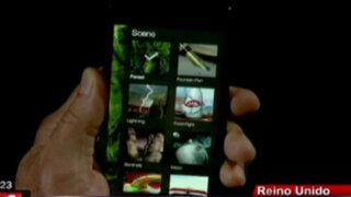 Amazon lanza lo último en tecnología 3D para smartphones