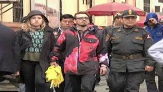 Expulsan a 42 extranjeros que estaban como ilegales en calles de Lima