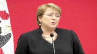 Chile: Bachelet encabezó acto en memoria de Salvador Allende