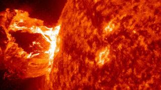Tormenta solar llegará al planeta Tierra este fin de semana