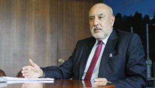 Reanudarán interpelación a ministro Mayorga dentro de dos semanas