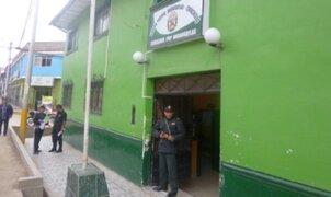 Capturan a tres sujetos por posesión ilegal de armas en Andahuaylas