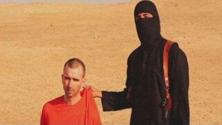 Estado Islámico decapita a rehén británico David Haines