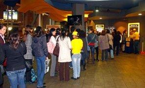 Identifican a mujer implicada en robo a cines de Miraflores