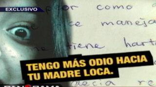 Cartas desde el encierro: horrendas revelaciones del parricidio de María Castillo