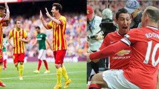 VIDEO: resumen de la jornada en la Premier League, Serie A y Liga española