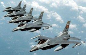 EEUU lanzó primer bombardeo contra Estado Islámico en Bagdad