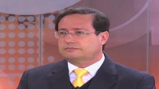 """Miguel Palomino: """"Segura debe hacer que la recuperación económica sea sostenida"""""""