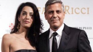 Espectáculo internacional: George Clooney se casará el lunes 29 en Venecia