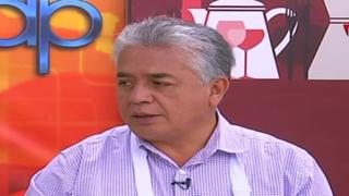 """Ricardo Narváez: """"Invertiría el 50% del canon minero para la agricultura en Áncash"""""""