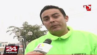Moisés Mieses: Serenazgos deben utilizar armas para combatir delincuencia