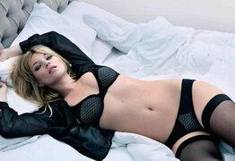 FOTOS: famosas modelos mamás desfilan lencería en exclusivas pasarelas del mundo