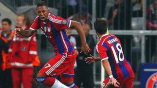 Bloque Deportivo: Bayern debuta en la Champions ganando 1-0 al Manchester City