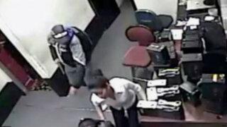 En cinco minutos roban 100,000 soles durante asalto a tragamonedas