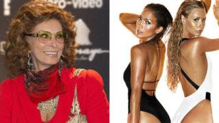 Espectáculo internacional: México homenajea a Sofía Loren y JLo estrena 'Booty'