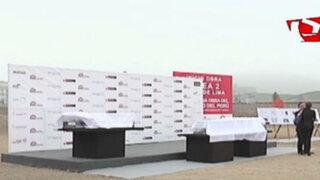 Suspenden inicio de construcción de Línea 2 del Metro de Lima