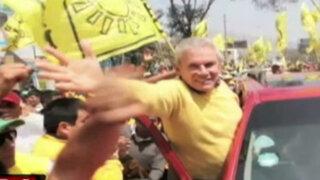 Luis Castañeda ganó con el 50.7% según resultados de la ONPE al 100%