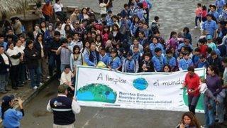 Lanzan campaña para recoger una tonelada de basura de los Pantanos de Villa