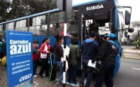 Corredor Vial: otorgan buena pro para el cobro con tarjetas a consorcio Recaudo Lima