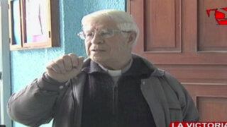 La Victoria: párroco denuncia amenaza del MRTA en cerro San Cosme