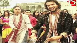 Famoso coreógrafo de Bollywood Sunny Singh está en Lima