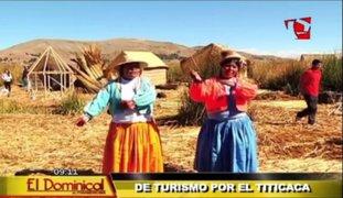 De turismo por el Titicaca: conozca el majestuoso lago preferido por los visitantes