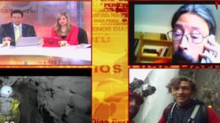 Especialistas españoles rescatarán a espeleólogo atrapado en cueva de Chachapoyas