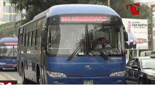 Barranco: paraderos de Corredor Azul causan polémica entre vecinos