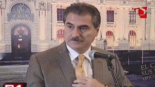 Piden a Fiscal de la Nación explicar fallo que exculpa a congresista Julio Gagó