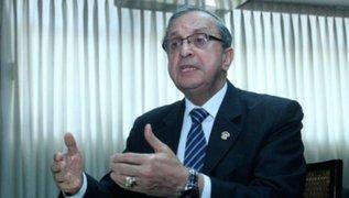 Congresista Mora niega irregularidades en adquisición de terreno en Pucusana