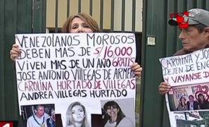 Denuncian a extranjeros por apoderarse de viviendas en Barranco y La Molina
