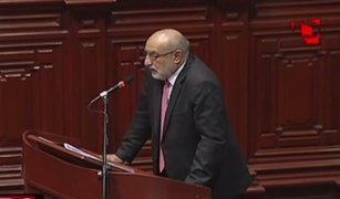 Votos del PPC definirán moción de censura contra ministro Eleodoro Mayorga
